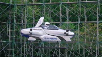 ¿Coches voladores?: Una compañía japonesa afirma que está más cerca de fabricarlos