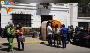 La Fiscalía dice que aún no recibió ninguna nueva denuncia contra Lanchipa