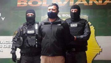 Capturan a militar que presuntamente ayudó a Noemí a salir del país; era buscado por el delito de violación