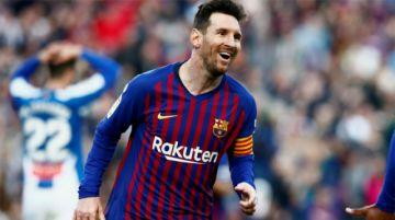 Messi anuncia que se queda en el Barcelona