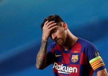 Padre de Messi insiste en carta a LaLiga que cláusula de 700 millones de euros no es válida