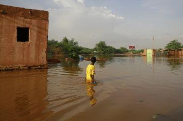 Sudán declara el estado de emergencia tras devastadoras inundaciones