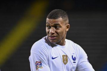 Mbappé da positivo por covid-19 y es baja para el Francia-Croacia del martes