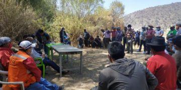 Sucre: Se levanta el bloqueo en el D-7 tras un acuerdo con las autoridades