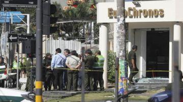 Policía sospechoso de disparar en el atraco a Eurochronos está aprehendido