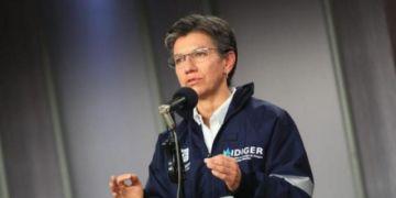 Alcaldesa de Bogotá denuncia uso indiscriminado de armas por la Policía en protestas