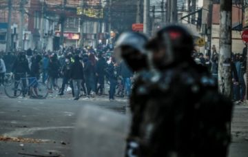 """La CIDH condena """"casos de brutalidad y abuso policial"""" en Colombia"""