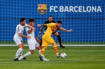 Messi recibe el respaldo de sus compañeros, que lo ratifican como capitán