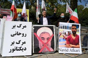 Conmoción en el COI: Irán ejecuta a un luchador acusado de asesinato