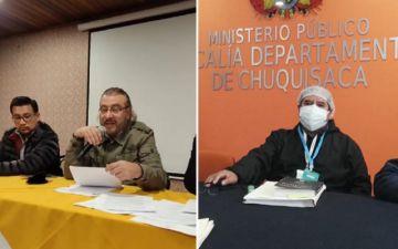 """Cívicos anuncian demanda internacional por """"torturas""""; fiscales denuncian """"amenazas"""""""