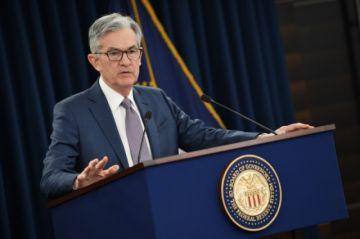 La recesión en EEUU será menos brutal de lo previsto en 2020, según la FED