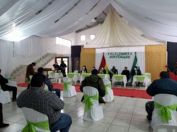 A la cárcel, el Alcalde y cuatro funcionarios de Monteagudo por presunta corrupción