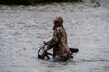 El huracán Sally provoca inundaciones en el sur de EEUU