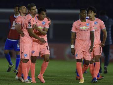 Bolívar iguala 1-1 de visita con argentino Tigre por Grupo B de la Libertadores