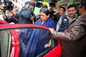 Fondo Indígena: Ordenan la aprehensión de Achacollo por no presentarse a declarar