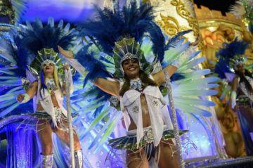 La pandemia obliga a Río a suspender sus desfiles de Carnaval 2021
