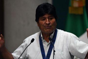 Viceministro confirma registro de Evo como padre de una hija en Yacuiba