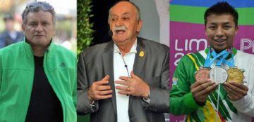 ¿Día del Deporte Boliviano?: Hoy cumplen años Etcheverry, Azkargorta y Moscoso