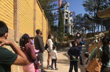 En vivo: El Parque Cretácico reabre sus puertas