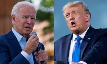 Trump y Biden cuentan las horas para primer debate rumbo a las elecciones de EEUU