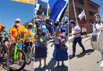 El Sedes teme un rebrote de covid-19 por las campañas electorales en Sucre