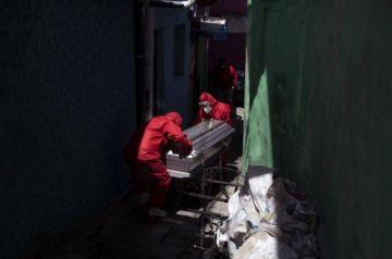 La pandemia roza el millón de muertes en el mundo