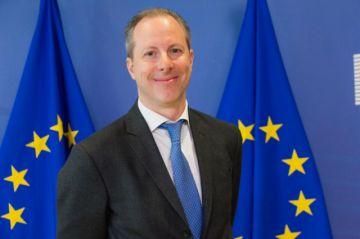 Austriaco Michael Dóczy es el nuevo Embajador de la UE en Bolivia