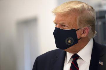 Coronavirus: Trump, en el grupo de riesgo por su edad y peso