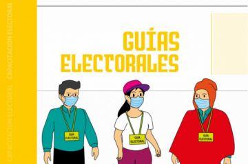 El TSE convoca a mayores de 18 años  a postular al cargo de guía electoral