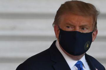 El presidente Donald Trump anuncia que saldrá del hospital esta jornada