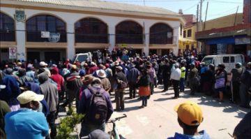 Alcalde de Culpina renuncia en medio de protestas por reactivación económica