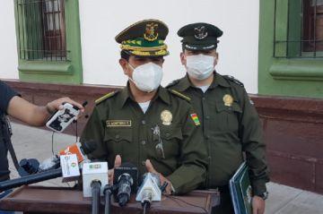 La Policía desplazará 20 mil efectivos para la seguridad exclusiva de las elecciones