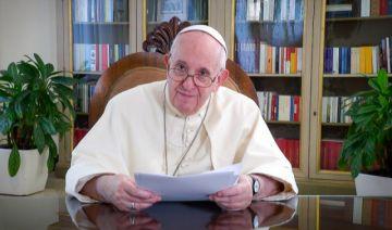 Papa Francisco envía mensaje de solidaridad a víctimas de incendios