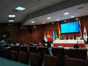 Senado declara a Sucre como sede de actos del Bicentenario de Bolivia