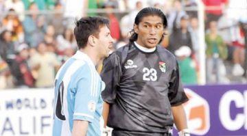 Galarza, Baldivieso y Melgar en la previa del duelo Bolivia-Argentina