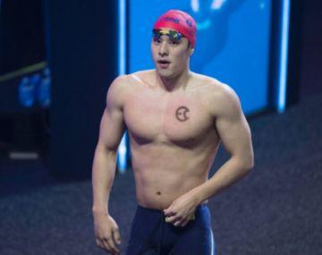 Suspenden por adulterio al campeón mundial de natación