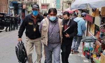 Envían a la cárcel a dirigente de El Alto acusado por bloqueos a oxígeno