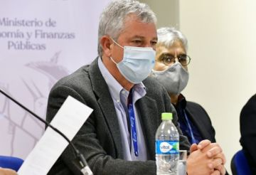 Marinkovic anuncia compra de remdesivir para tratar covid-19 y revela que Áñez lo utilizó