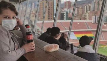 Denuncian exceso de público en el partido Bolivia-Argentina; hay riesgo de sanciones