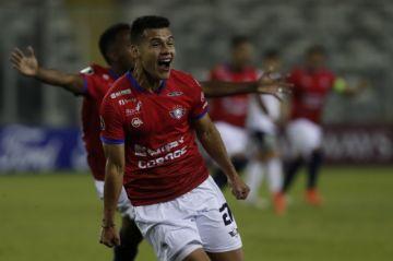 Wilster conquista Chile, gana su grupo y avanza a los octavos de la Libertadores