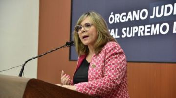 Sala constitucional ordena reincorporación de magistrada Díaz como decana del TSJ