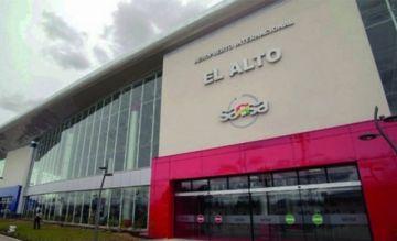Aasana confirma paro en los aeropuertos de La Paz, Cochabamba y Santa Cruz
