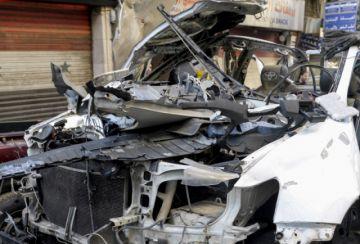 Muere el líder musulmán de Damasco en atentado con bomba