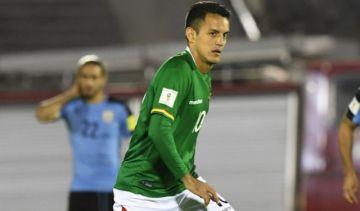 Jhasmani Campos cierra su ciclo en la Selección Boliviana