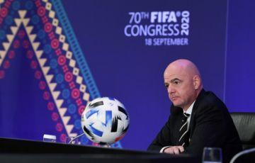 El presidente de la FIFA tiene coronavirus