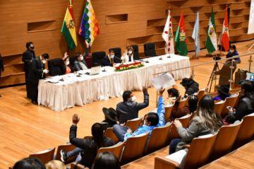 Diputados aprueba el proyecto de ley que condona la deuda de Elapas
