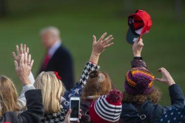 A días de las elecciones, Washington se blinda por miedo a disturbios