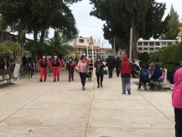 Sucre: Intensa actividad en el Cementerio General por la festividad de Todos los Santos