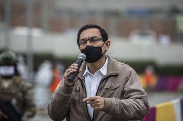 Congreso de Perú aprueba nuevo juicio de destitución al presidente Vizcarra