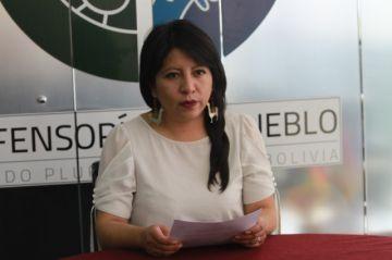 TCP rechaza recurso contra designación de Nadia Cruz como defensora